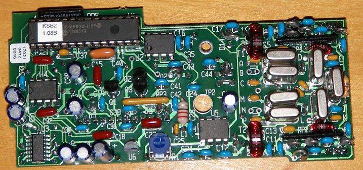 Adding SSB to my Elecraft K2 with the KSB2 card