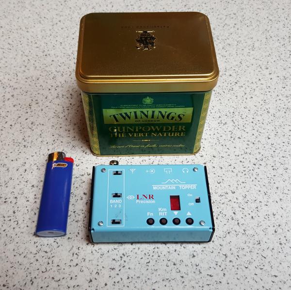 Sort of a Radio Go Box, Maybe